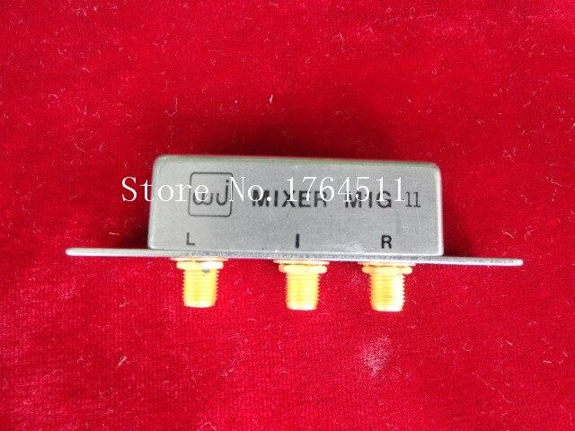 [BELLA] M/A-COM / WJ M1G-11 SMA RF RF Coaxial Double Balanced Mixer