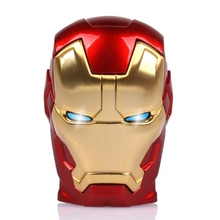 Iron Man USB Flash Drive 128GB 512GB 1TB  Memory Stick Mini USB Stick Pen Drive External Storage Pendriver 32GB/64GB Driver 2.0
