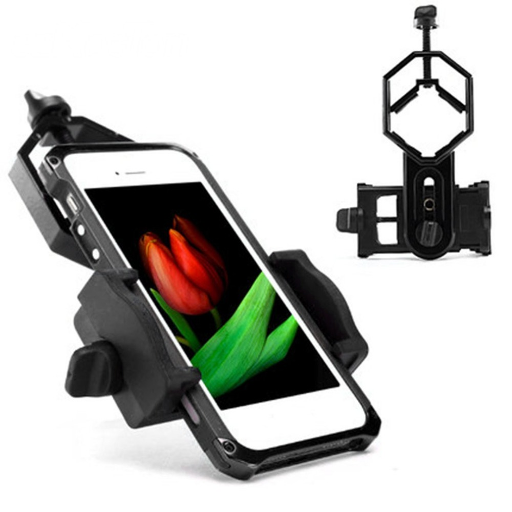 <font><b>Photography</b></font> Support Stand Holder Digital Camera Connection <font><b>Cell</b></font> <font><b>Phone</b></font> Astronomic Adapter for Spotting Scope Telescopes
