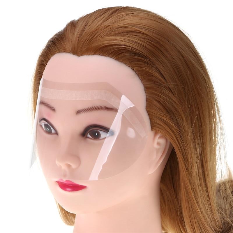 50 Piece/pack Hot Selling Salon Hair Accessory Hair Eye Protector Hair Face Cover Keep Dust Away Professional salon tool