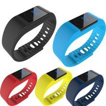 0.49 дюймов OLED высокое качество M1 Bluetooth Smart Браслет часы Спорт Здоровый Шагомер сна Мониторы