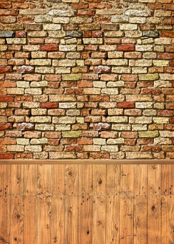 Fotografia  Brick wall school kids vinyl photography backdrops vinyl digital cloth children photo studio background S-1011 brick wall baby background photo studio props vinyl 5x7ft or 3x5ft children window photography backdrops jiegq154