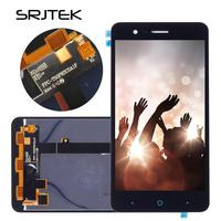 Srjtek 5 For ZTE Blade A510 LCD Display Touch Screen Digitizer Sensor Assembly 1280x720 For ZTE