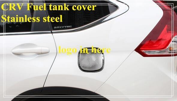 f4864a7fd أعلى نجمة المقاوم للصدأ خزان الوقود غطاء السيارة ، غطاء خزان النفط ، غطاء  مع شعار ل هوندا crv 2012-2016