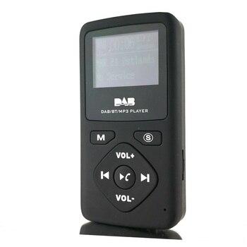 Universal Car styling 12V-24V Car DAB+ Tuner Car Radio FM Transmitter Car DAB Digital Radio Adapter Bluetooth Music Streaming