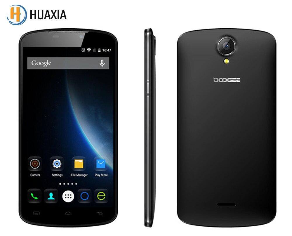 Original doogee x6 pro teléfono móvil 5.5 \