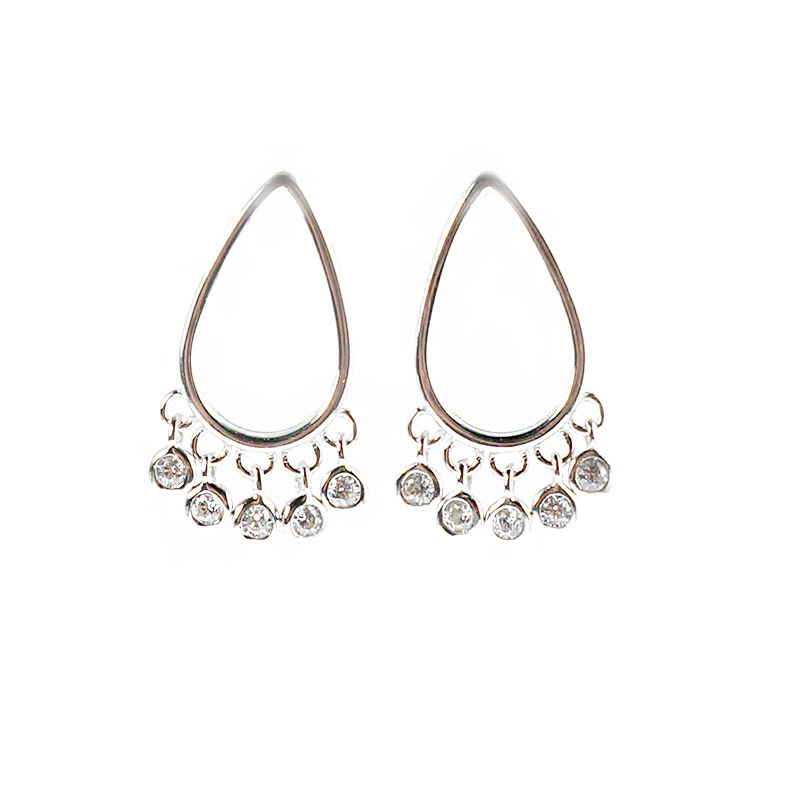 ZTUNG  CHP22  women fine jewelry,925 silver national style earring ,a fashion jewelry for your loverZTUNG  CHP22  women fine jewelry,925 silver national style earring ,a fashion jewelry for your lover