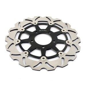 Image 4 - BIKINGBOY 300mm Front Brake Disks Discs Rotors Wave Set For Suzuki GSXR 600 2004 2005 GSXR 750 04 05 GSXR 1000 2003 2004