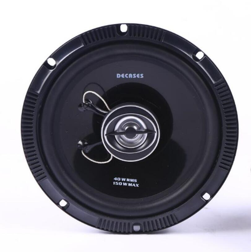 6.5 inch Coaxial horn full range speaker Car loudspeaker 4ohm 40W Tweeter mediant Woofer Speaker unit High sensitivity 1PC ghxamp 6 5 inch full range speaker coaxial horn car speaker unit 8ohm 30w neodymium car audio loudspeaker 2pcs