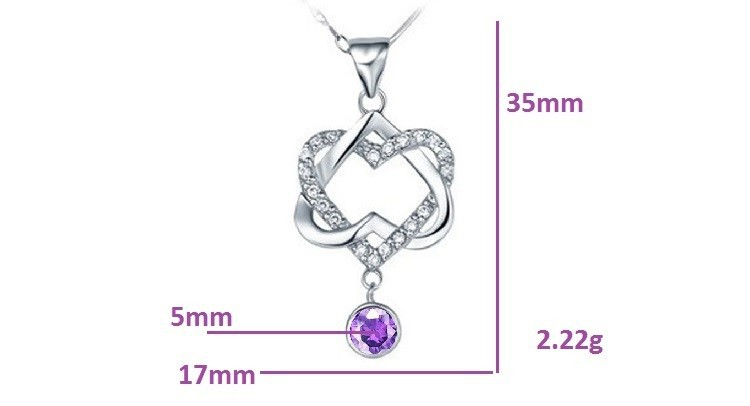 A1-E170 Fashion Fleur Boucles d/'oreille 18KGP Zircon Strass Cristal
