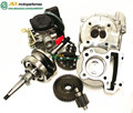 JIA Motor - Racing Kit-139QMB 139QMA GY6 Scooter-Big Bore+Stroker Crank+Carb+Cam+Gears