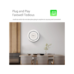 Image 2 - NEO Coolcam Wireless WiFi Siren Alarm Sensor for Home Smart Device Compatiable With Echo Google Assistant IFTTT