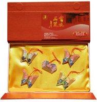 2020 novo! garantido 100% características chinesas presente de alta qualidade boxwood pente borboleta grupo presente de negócios-hudie fengfei lihe