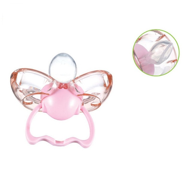 Baby Pacifier Automatically Closed When Falling
