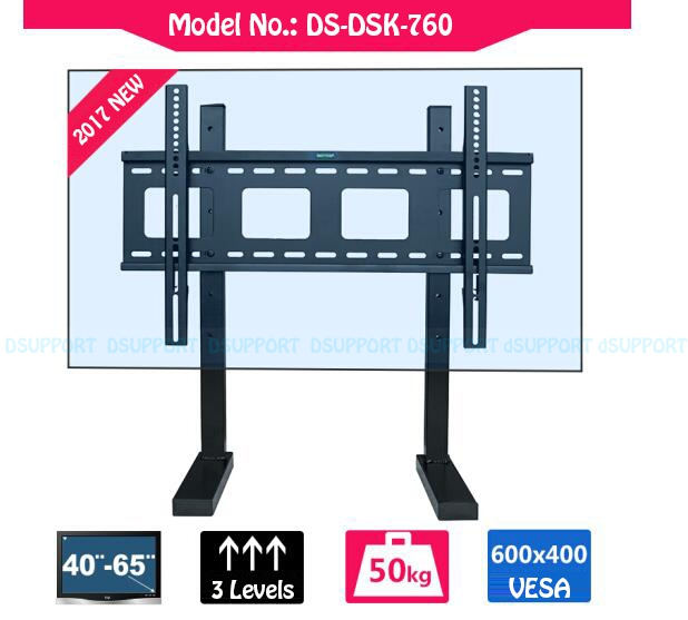 40-65 inch LED LCD TV Mount Stand VESA max 600x400mm Max.Loading 50 kgs TV stand mounts