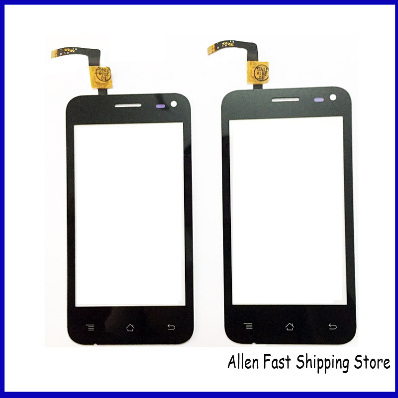 Original New Mobile Phone Touch Panel For Micromax A79 Touch Screen Digitizer Sensor Glass Front Glass Outer Lens Repair Parts