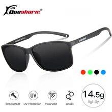 a38f571505 Queshark Lightweight Polarized Sunglasses Men Camping Fishing Glasses UV400  Protection Fishing Goggles Sports Hiking Eyewear(