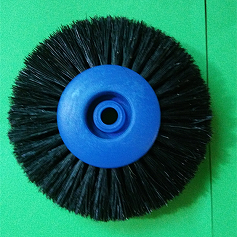 20 Pieces Buffing Wheel Dental Rotary Bristle Buffing Wheels Polisher For Dental Tooth Alloy