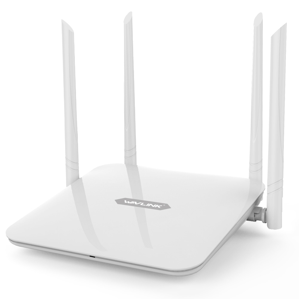 Image 2 - Wavlink Wireless wifi Router /repeater 1200Mbps Dual Band router 5ghz AC1200 High Power Amplifier 2.4Ghz long range extender-in Wireless Routers from Computer & Office