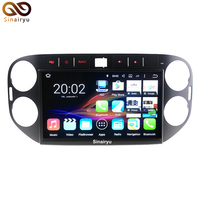 10 Inch 2GB RAM Android 7 1 Car DVD Player Radio GPS For Volkswagen VW Tiguan