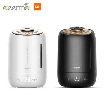 Xiaomi Deerma hogar humidificador de aire purificador de aire fabricante de la niebla momento inteligente de pantalla táctil ajustable niebla cantidad 5L