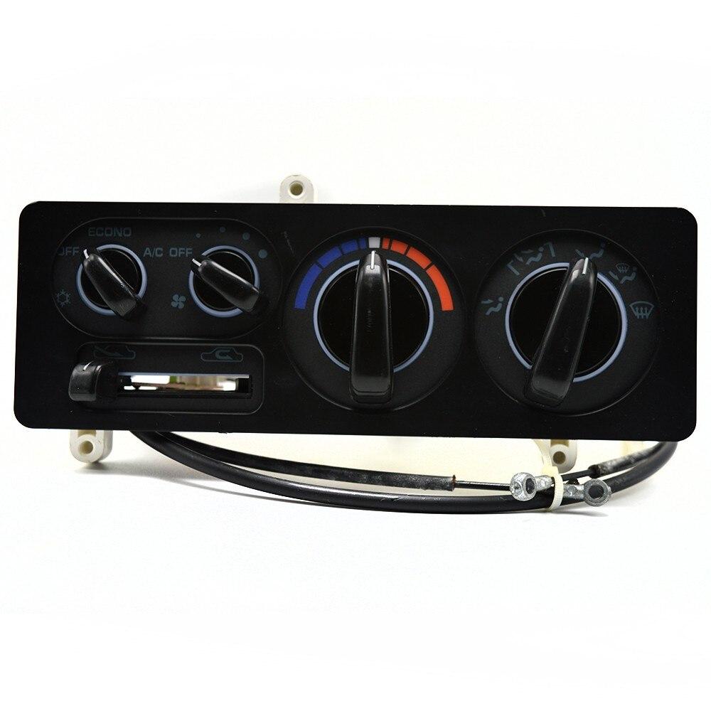 Nouveau panneau de commande/contrôle de climatisation master A/CHeater de haute qualité pour Mitsubishi Pajero V31 V32 V33 MB657317