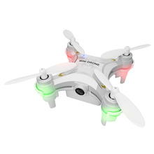 RC Helicopter Mini Quadcopter Rotatable Motor Drone Aircraft with WIFI FPV HD Camera 4 Channels 6 Axis Gyro 2.4 Ghz(954)