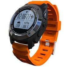 GPS Спортивные Часы Smart F69 Плюс GPS Часы С Bluetooth G-sensor Чсс Компас Барометр Термометр Для Android IOS