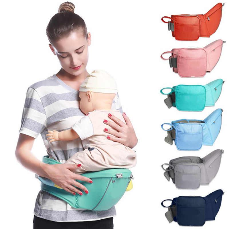 Léger bébé enfant en bas âge hanche siège transporteur bébé taille siège multifonctionnel taille transporteur PAK55