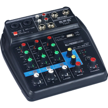 Power-Monitor Record Audio-Mixer Mixing-Console Plus-Effects Professional Phantom Bt-Sound