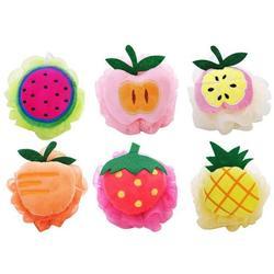 1pc creative cartoon fruit shape bath ball bath sponge rubbing towel lovely modelling shower flowers balls.jpg 250x250