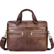 Messenger Bag Solid Men's