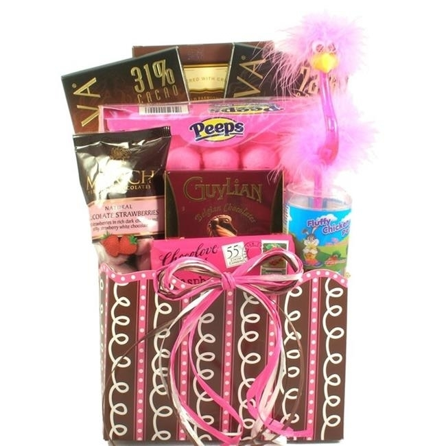 Gift Basket Drop Shipping EaSw Easter Sweets Easter Gift Basket
