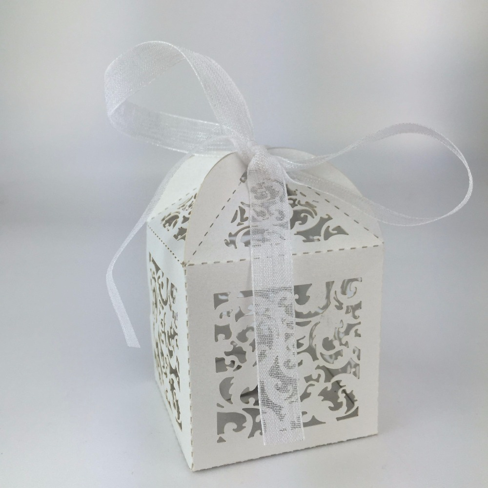 10pcs bomboniere personalized wedding favors and gifts boxes favors ...