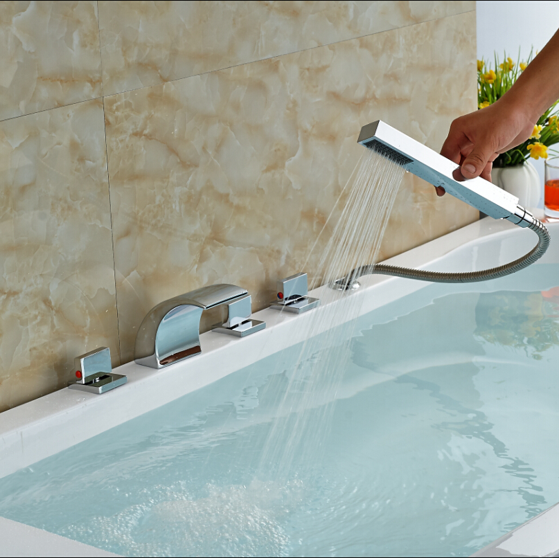Compare Prices on Waterfall Faucets for Shower- Online Shopping ...