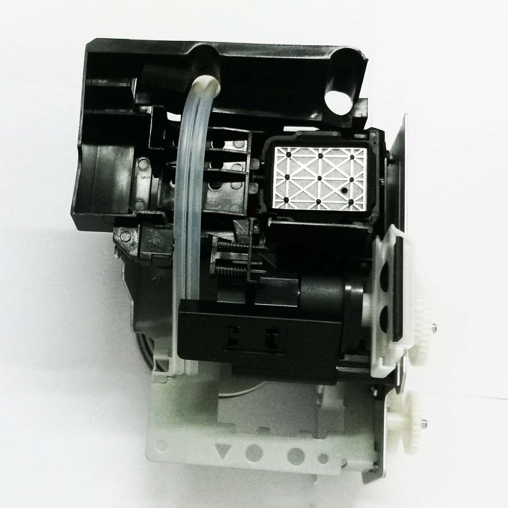 Original Mutoh Capping Station Ink Pump Assembly Solvent Resistant for Value Jet 1204 1304 1604 1624 Printer Clean Unit 2piece lot mimaki jv33 jv22 jv5 ts5 ts3 mutoh roland ink pump solvent inkjet printer machine ink pump spare part