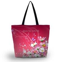 Новый розовый весна мягкий женщин леди девушки сумка утилита сумка на молнии сумки складная бесплатная доставка