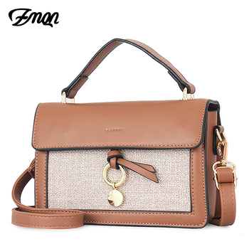 Fashion Handbag - Messenger Bags Shoulder Cross Body Small Bag Knitting Flap