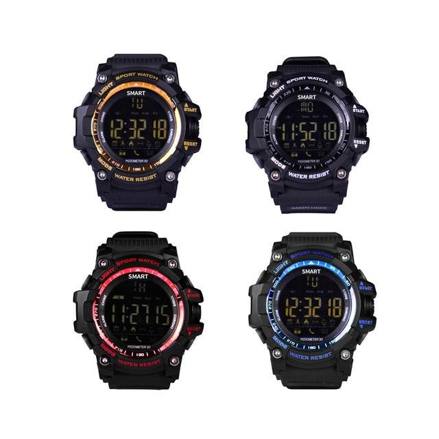 Smart Watch EX16 5ATM IP67 Waterproof Men's Sports Watch 2