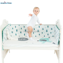 Cotton Baby Bumper Fashion Hot Crib Bumper Infant Bed Baby Bed Bumper Safe Protection For Baby Use 120cm*30cm
