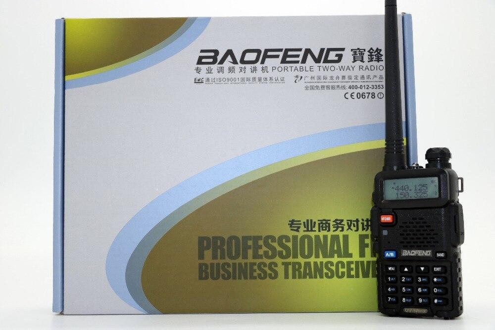 BaoFeng UV-5RHX Talkie Walkie CB Radio Baofeng UV-5R Série Émetteur-Récepteur 128CH 8 W VHF UHF De Poche UV 5R Pour La Chasse Radio