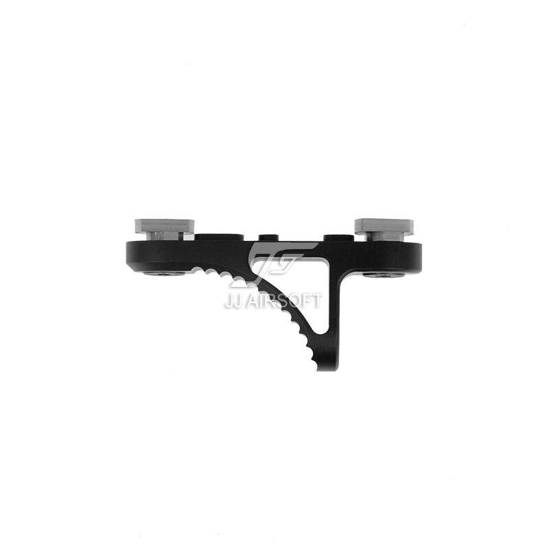 ACI B5 Hand Stop / Handstop M-LOK / MLOK , Short K Model (Black/Red/Tan/Silver) CNC Version Lightweight(China)