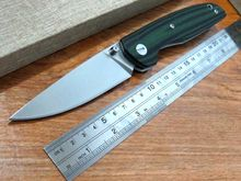 High quality Newest Efeng F33 Bearing folding knife D2 blade G10 handle outdoors camping hunting pocket fruit knives +MMMMMMMMMM