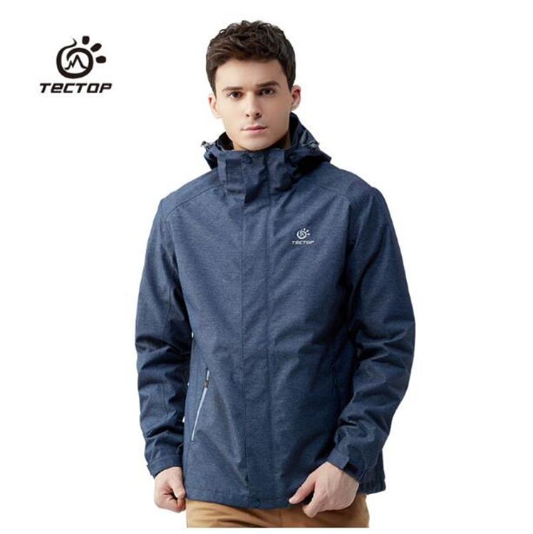 MEN OUTDOOR JACKET WINTER Waterproof Windproof Triple Two-piece Soft Jacket Adventure Travel Bike Climbing Hunting Camping Coat camel outdoor men s soft shell jacket windproof warm climbing camping travel jungle off road softshell a6w2t7103