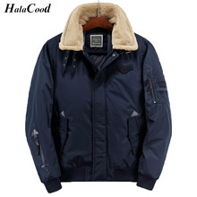 Hot Sell High Quality 2017 Male Warm font b Parkas b font Winter New Jacket font