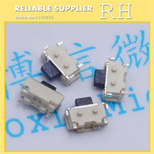 50PCS/lot 2*4MM touch switch SMD MP3 MP4 MP5 Tablet PC power button switch(China)