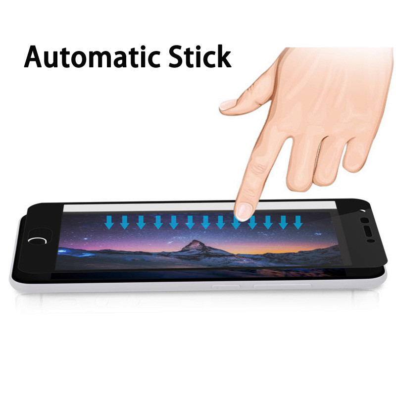 5D Full Cover Protective Glass For Meizu Pro 7 Plus M5 M5C M5S M6S M6T M6 Tempered Glass On The Meizu M5 M6 Note Protector Film