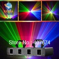 600 МВт четыре туннели RGBY сканирования лазерный свет, лазерный проектор, лазерное шоу Системы для сцены свет