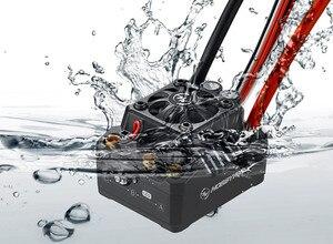 Image 5 - F19286/8 Hobbywing EZRUN MAX10 SCT 120A 브러시리스 ESC + 3660 G2 1/10 RC 자동차 트럭 용 3200KV/ 4000KV/4600KV 센서리스 모터 키트