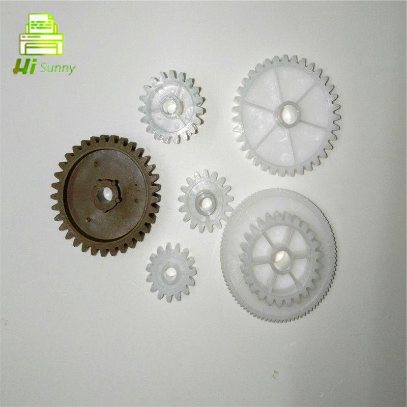 5 sets p4014dn rc2 2432 para hp p4014 p4014n p4015 p4015n p4015x p4515 m4555 braco oscilante